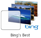 Bing's Best theme for Windows 7