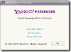 Yahoo messenger 10.0
