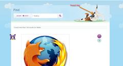 search box in Yahoo meme