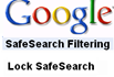 Block Porn Stuff in Google by Locking SafeSearch