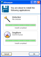 Ninite and Allmyapps Install List of Applications with a Single Click