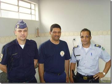 Visita a Guarda de Varzea Paulista 01