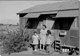 Manzanar, Ansel Adams