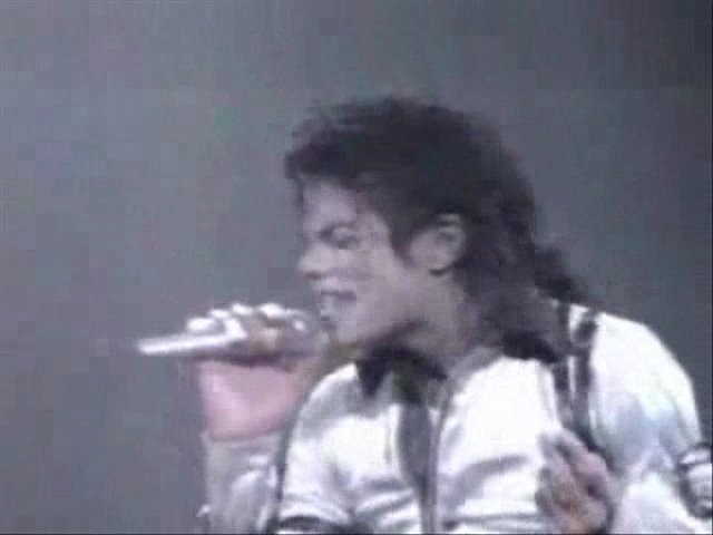 Micheal jackson-human nature dangerous & another part of me    -69
