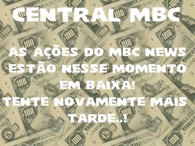 NEW CENTRAL MBC AÇÕES