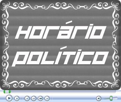 HORÁRIO POLÍTICO