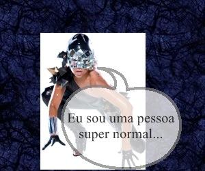 """Pessoa """"normal"""""""
