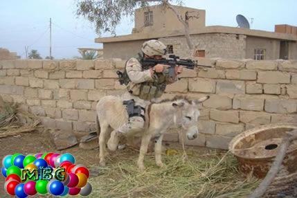 Enquanto isso no Iraque...