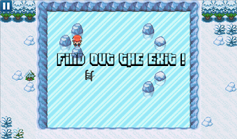 Screenshot of Slide'n Escape Sokoban Pokémon