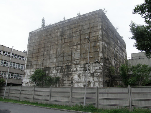 óvóhely, blog, Budapest, bunker, atombunker, fotó, fényképek, Ganz telep, Magyarország, Könyves Kálmán körút, óvóhely