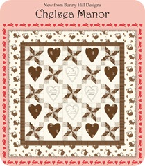 Chelsea Manor Quilt Brown
