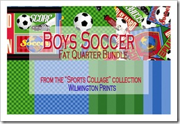 Boys Soccer Bundle