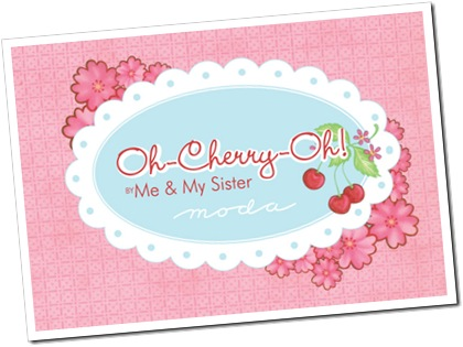 Oh-Cherry-Oh! by Me & My Sister for Moda