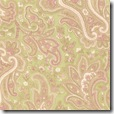 Aviary - French Paisley Leaf #3964-14