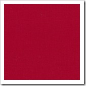 Moda Bella Solid - CHRISTMAS RED 9900-16