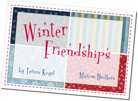 Winter Friendships by Teresa Kogut for Marcus Brothers