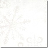 Figgy Pudding - Silent Night White #30188-17