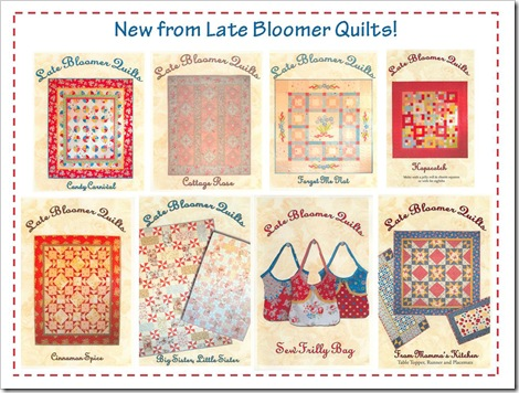 Late Bloomer Quilts