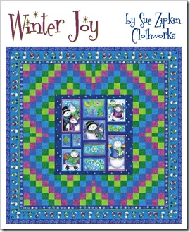 Winter Joy Quilt Kit
