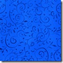 Winter Joy - Tonal Swirl Blue #218-1