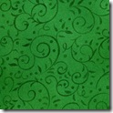 Winter Joy - Tonal Swirl Green #218-4