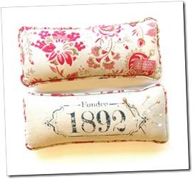 French General Pin Cushion #995-131