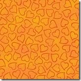 Komfort Kids - Heart Toss Tangerine #3300-301