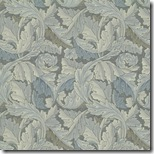 The Morris Workshop - Acanthus Blue #8144-17