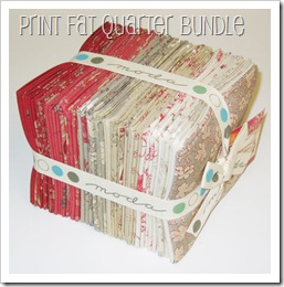 Rouenneries - Print Fat Quarter Bundle #13520AB