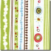 Wild Thyme - Thyme Stripe Green #250G