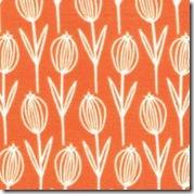 Wild Thyme - Thyme Flowers Orange #251O