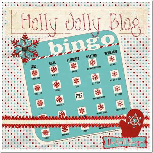 Holly Jolly Blog Bingo ... 2010