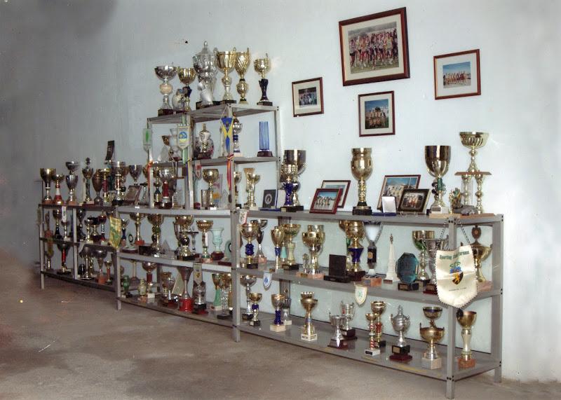 Troféus da Equipa