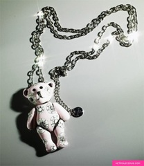 Giant Bear Necklace by Disaya
