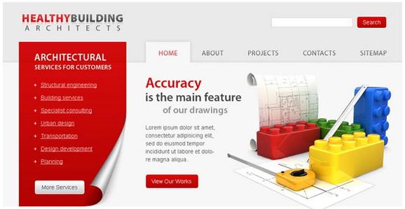 free architecture tutorial web desain