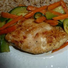 California Sherry Chicken