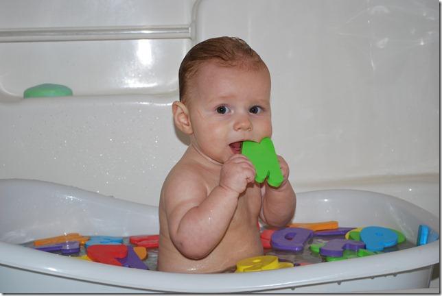 Bath Time 019
