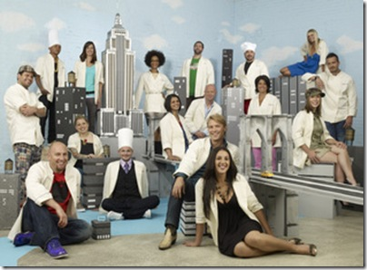 Cast-New York