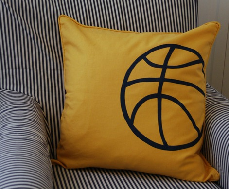 basketballpillow
