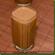 cocoa smoothie