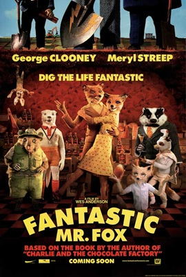 Poster Fantastic Mr Fox