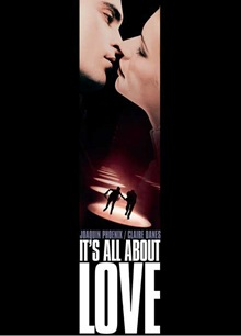 Poster It's all about love