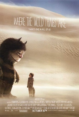 Where the wild things are poster