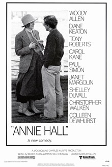 Poster Annie Hall