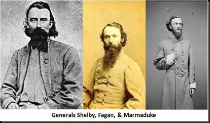 Shelby, Fagan, Marmaduke