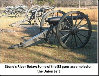 Union left guns