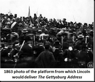essay about abraham lincoln the gettysburg address In 1863, the sixteenth president of the united states found himself engulfed by a horrific civil war and in leading his people to victory, abraham lincoln.