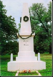Treue der Union Monument-Comfort, TX
