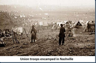 Troops in Nashville