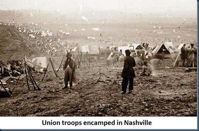 Troops in Nashville